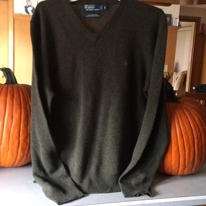 Men's Polo by Ralph Lauren Wool Sweater